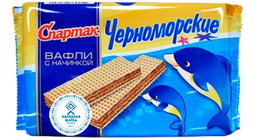 """Вафли """"Черноморские"""""""