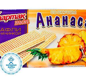 «Спартак топ» со вкусом ананаса