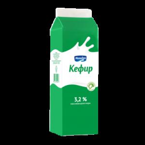 Кефир 3.2% 1 л