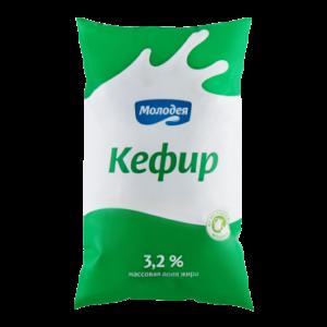 Кефир 3,2% 0,9 л