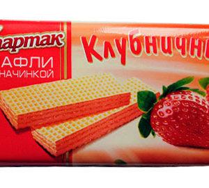 """Вафли """"Клубничные"""""""