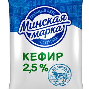 Кефир 2,5% 1 кг