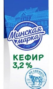 Кефир 3,2% 1 кг