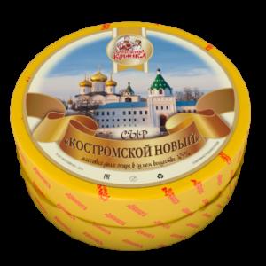 """Сыр """"Костромской новый"""""""