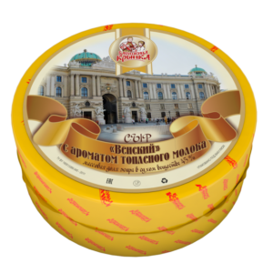 """Сыр """"Венский"""" с ароматом топленого молока"""